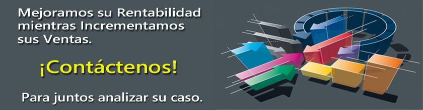 Contáctenos - Consultores de Marketing y Organización de Empresa