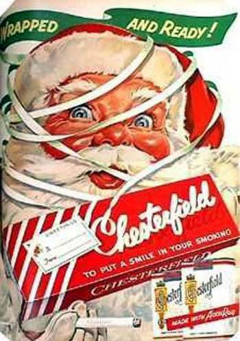 Campaña publicidad grafica Navidad