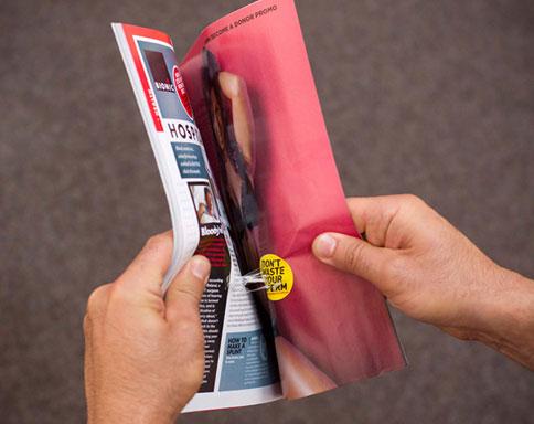 Campaña publicitaria sexy