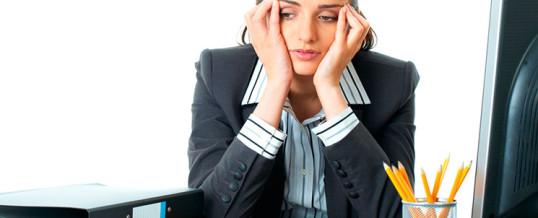 Problema de salud, estrés y clima laboral