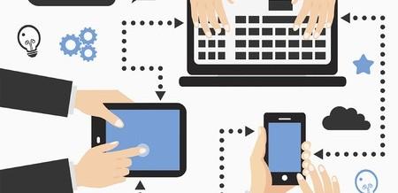 Economía bilaterales, venta de productos y servicios online