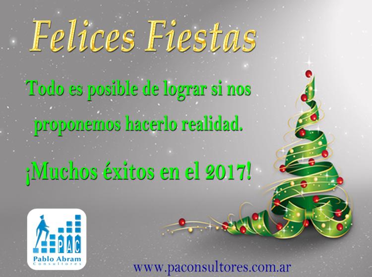 Navidad 2016 - Año nuevo 2017
