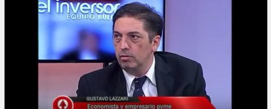 """""""No tenemos que pedirle permiso a un burócrata para trabajar"""" Lazzari"""